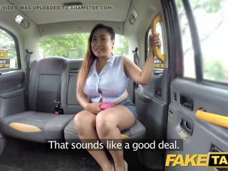 Fake taxi thai masseuse mit groß titten works sie magic