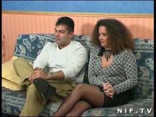 scambisti, francese, anale