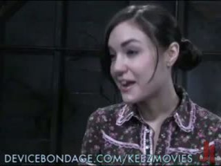 Sasha grey gets en cattle prod