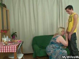 vanha, mummo, mummi