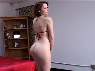 brunette, big boobs, beauty