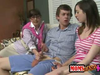 nóng nhóm quan hệ tình dục, đầy đủ đồng tính tươi, vui vẻ có ba người anh