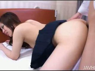 japonés, exótico, mamada