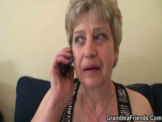 mummo, granny sex, kypsät