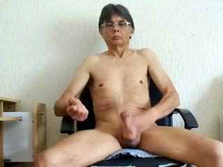 Chris ellis cumming v a penis čerpadlo