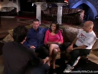 Verrückt dreier für rallig swinger ehefrau, porno 43