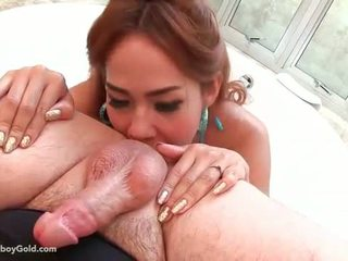 Ladyb-y nong badezimmer unsafer sex