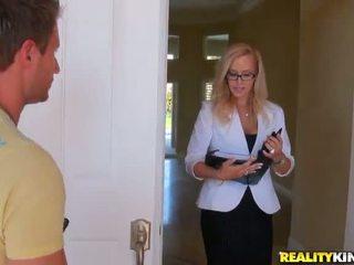 쿠거, milf 섹스, 엄마