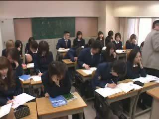japanese, tenåringer, klasserom