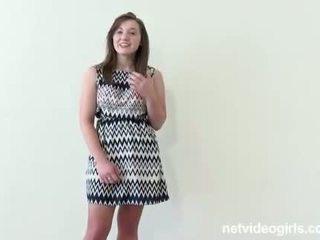 Netvideogirls Laurens first creampie