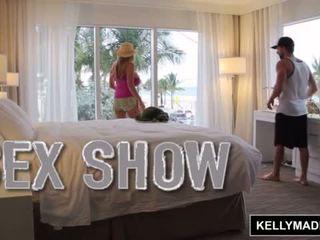 Kelly madison giving en sex vis gjennom den vindu <span class=duration>- 11 min</span>