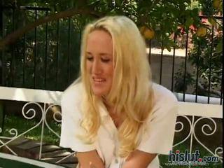 bago blondes ideal, magaling story kalidad, i-tsek milf Mainit