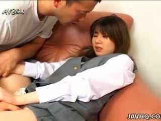 Japānieši skola meitene ami matsuda minēts un