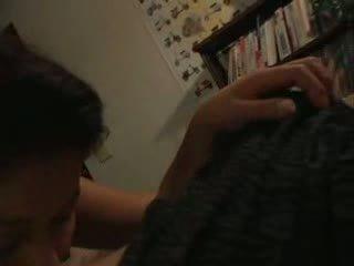 日本 媽媽 having 性別 同 她的 stepson 視頻