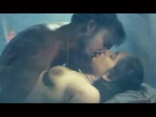 kissing, pīrsingu, romantisks