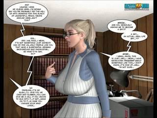 3d komiks fourth svět 12