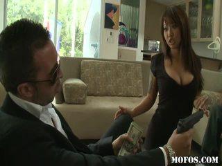 Aziatisch porno female tastes de ding