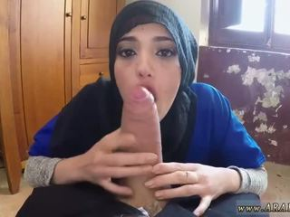 Arab cuckold and arab wedding night 21 yr old refugee in my hotel