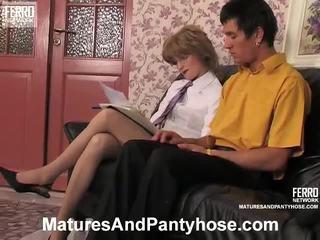 Mix Of Mature Porn Porn With Kathleen, Vitas, Rita
