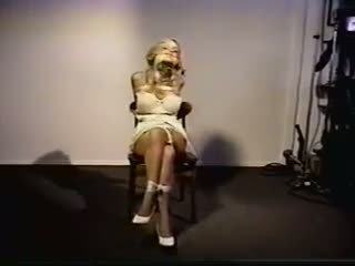 Chair Tied 1: Free Bondage Porn Video 96
