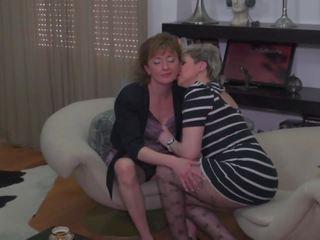 lesbietes, ass licking, nobriešana