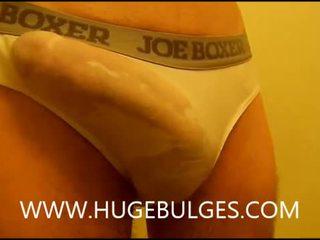 Gorące hung bulge