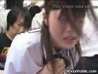Sexy japans tieners neuken in publiek places 30