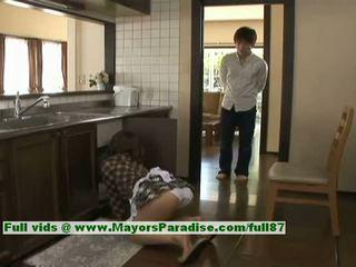 Nao ayukawa heiß mädchen heiß chinesisch modell likes ficken im die