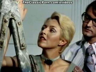 Juliet anderson, john holmes, jamie gillis v klasický souložit klip