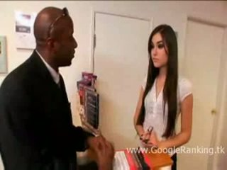 Sasha grey fucked in office