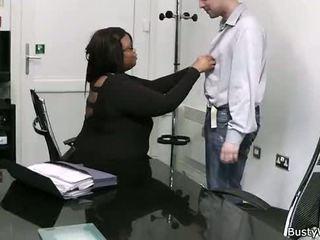 boss, office sex, at work
