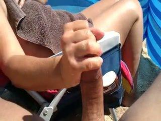 كبير كوك شاطئ وظيفة اليد